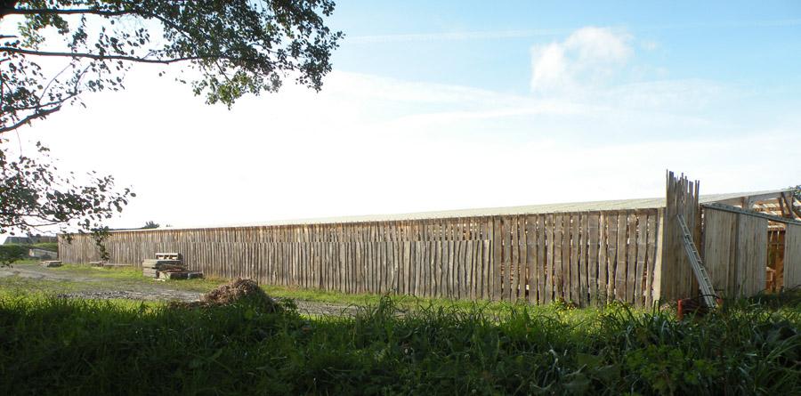 La bergerie en octobre 2010