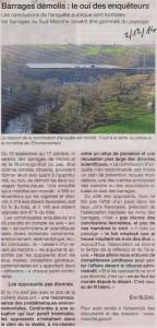 Ouest-France du 2 décembre 2014