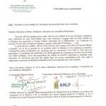 Lettre aux maires pour un engagement vers zéro pesticides