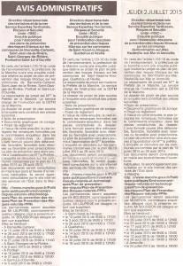 2015-07-02_PDLM_Avis administratifs PPRL