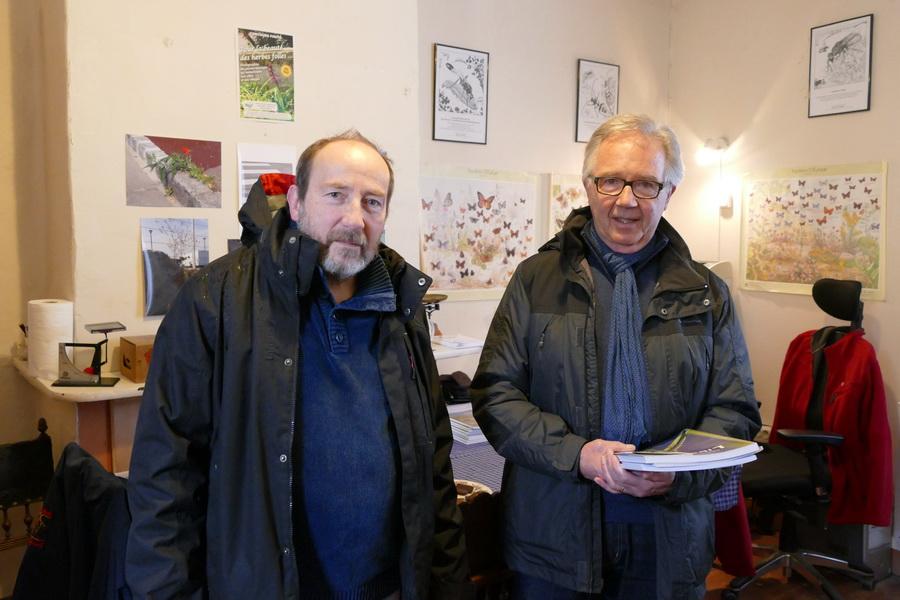 De gauche à droite: Jean-Philippe FRISON, 4e et Pierre Lecavelier, 2e et 5e ex-æquo