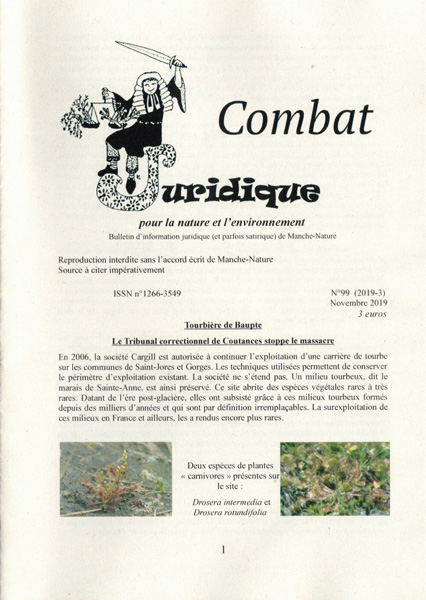 Combat Juridique 99